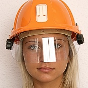 Face shield P1.1 type